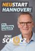 Oberbürgermeisterkandidat Hannover 2019 - Kampganenfoto Plakatmotive, Print