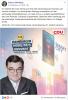 Facebook-Auftritt zur Bürgermeisterwahl Hamburg