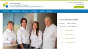 Internetauftritt der Gemeinschaftspraxis Praxis Dr. Andrea Ibing, Dr. Mirko Girmann, Rudolf Wendt und Barbara Schulz, September 2020